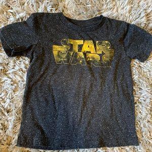Star Wars 4T shirt